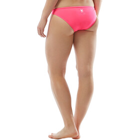 TYR Solid Classic Slip del bikini Mujer, fluo pink